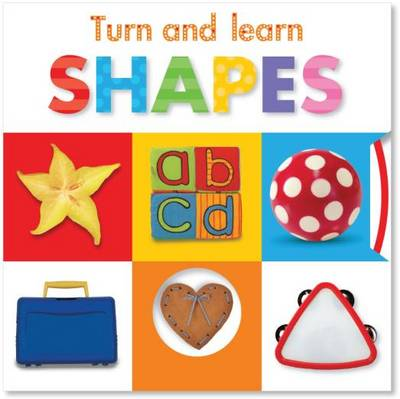 Turn and Learn Shapes - Busy Baby (Board book)