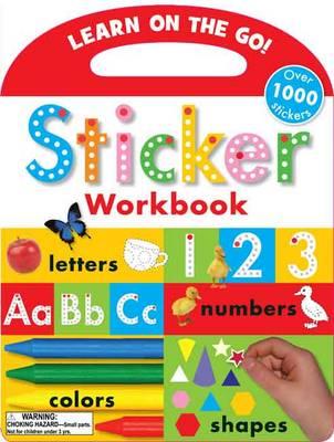 Sticker Workbook - Learn on the Go (Paperback)