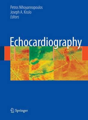Echocardiography (Hardback)