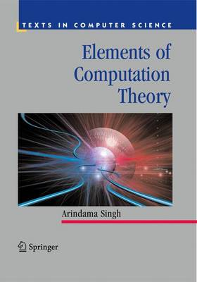 Elements of Computation Theory - Texts in Computer Science (Hardback)