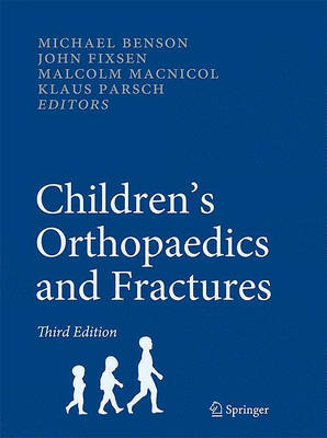 Children's Orthopaedics and Fractures (Hardback)