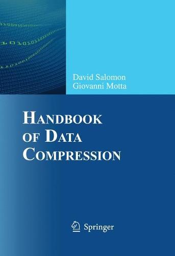 Handbook of Data Compression (Hardback)