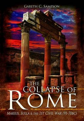 Collapse of Rome (Hardback)
