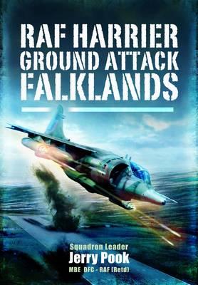 RAF Harrier Ground Attack, Falklands (Paperback)