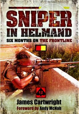 Sniper in Helmand (Hardback)