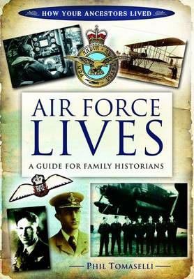 Air Force Lives (Paperback)