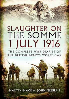 Slaughter on the Somme (Hardback)