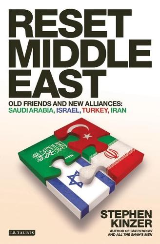 Reset Middle East: Old Friends and New Alliances: Saudi Arabia, Israel, Turkey, Iran (Paperback)