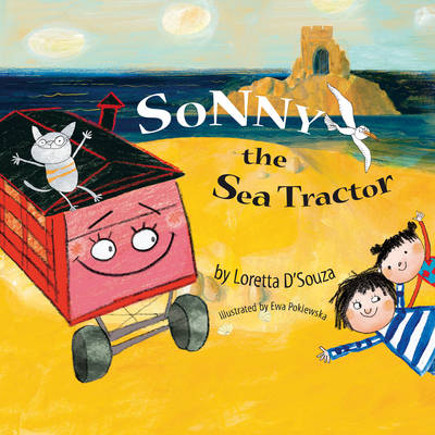 Sonny the Sea Tractor (Paperback)