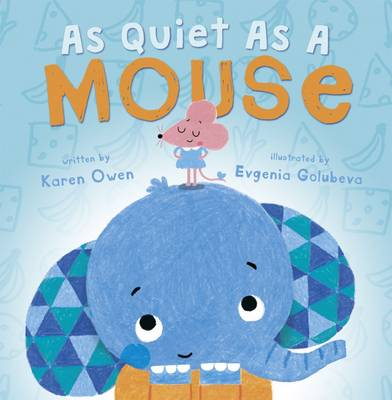 As Quiet as a Mouse (Paperback)