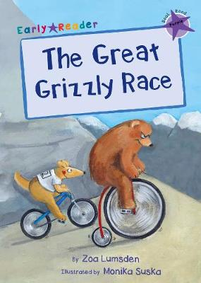 The Great Grizzly Race (Early Reader) (Paperback)