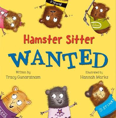 Hamster Sitter Wanted (Paperback)