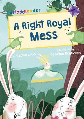 A Right Royal Mess (Early Reader) (Paperback)