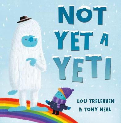 Not Yet a Yeti (Paperback)