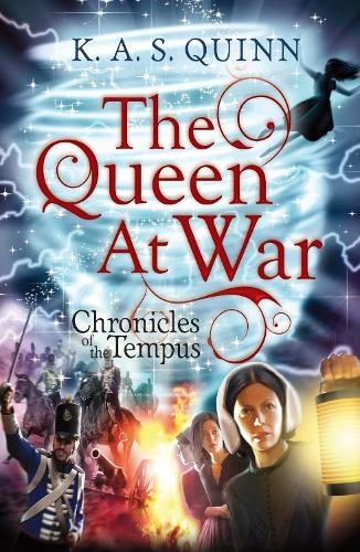 The Queen at War - CHRONICLES OF THE TEMPUS (Paperback)