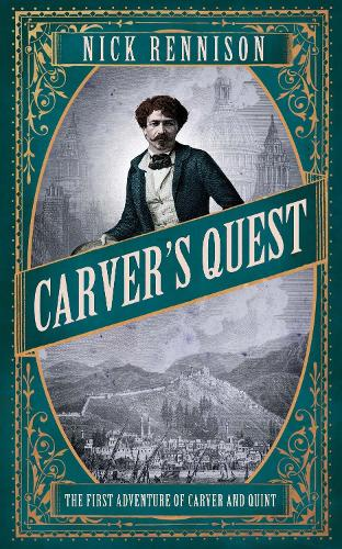 Carver's Quest - ADAM CARVER SERIES (Paperback)
