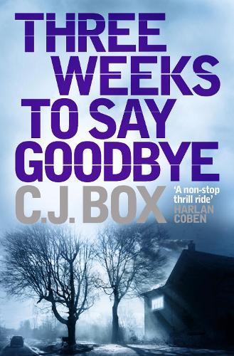 Three Weeks to Say Goodbye (Hardback)