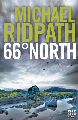 66 Degrees North - A Magnus Iceland Mystery (Paperback)