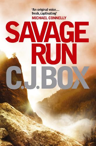 Savage Run - Joe Pickett (Paperback)