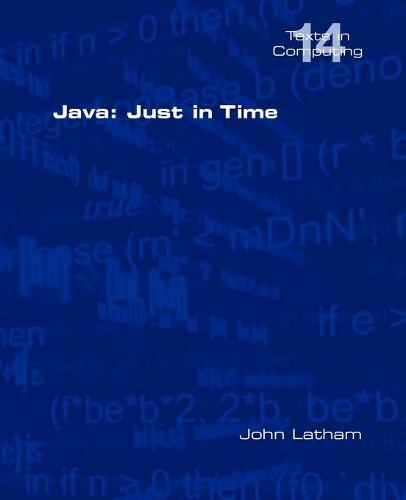Java: Just in Time (Paperback)