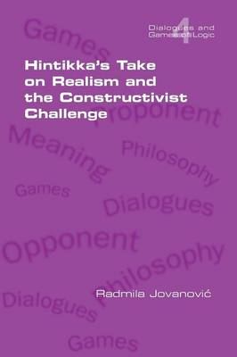 Hintikka's Take on Realism and the Constructivist Challenge (Paperback)