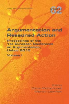 Argumentation and Reasoned Action. Volume 1 (Paperback)
