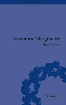 Romantic Marginality: Nation and Empire on the Borders of the Page - The History of the Book (Hardback)