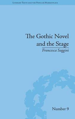 The Gothic Novel and the Stage: Romantic Appropriations - Literary Texts and the Popular Marketplace (Hardback)