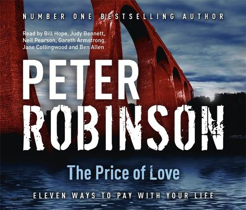 The Price of Love: including an original DCI Banks novella (CD-Audio)