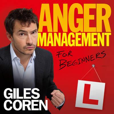 Anger Management (for Beginners) (CD-Audio)