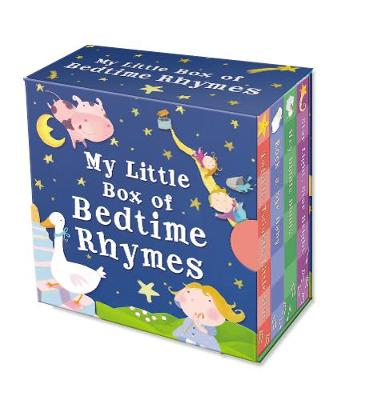 My Little Box of Bedtime Rhymes - Mini Libraries