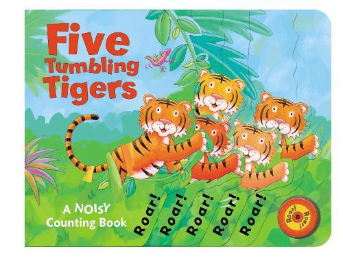 Five Tumbling Tigers