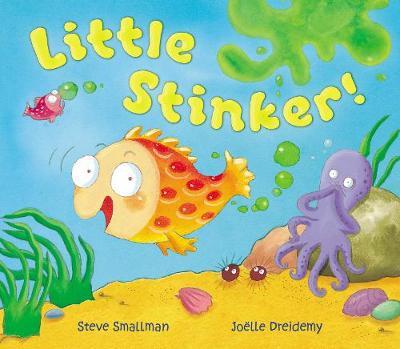 Little Stinker! (Paperback)