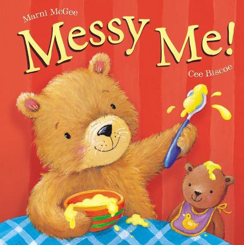 Messy Me! (Board book)