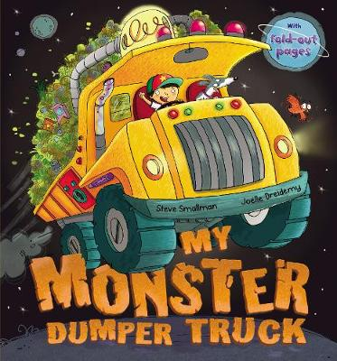 My Monster Dumper Truck (Hardback)