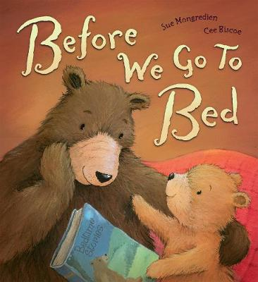Before We Go To Bed (Hardback)