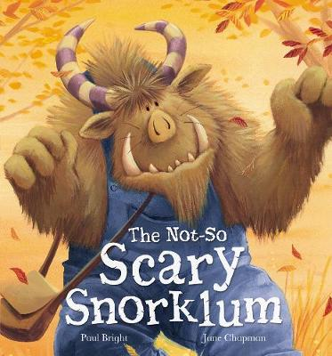 The Not-So Scary Snorklum (Hardback)