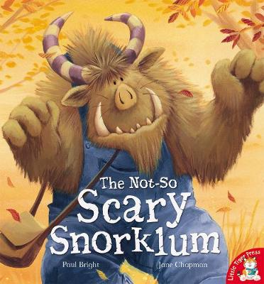 The Not-So Scary Snorklum (Paperback)