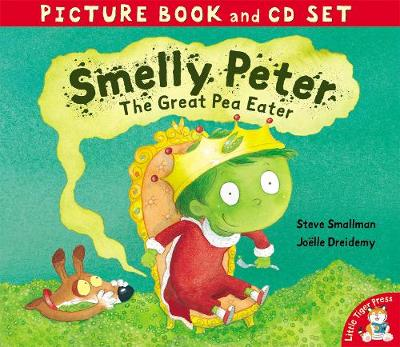 Smelly Peter: The Great Pea Eater - Picture Book and CD Set