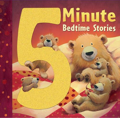 5 Minute Bedtime Stories (Hardback)