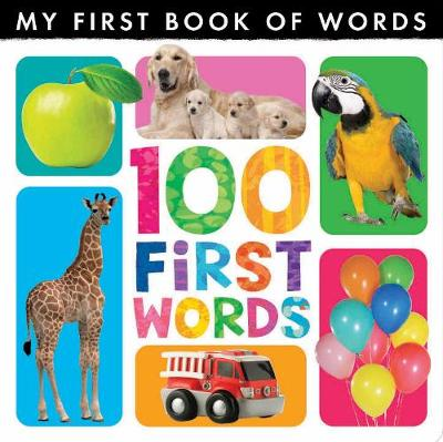 My First Book of Words: 100 First Words - My First Book of Words (Hardback)
