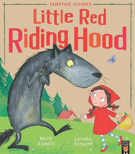 Little Red Riding Hood - My First Fairy Tales (Paperback)