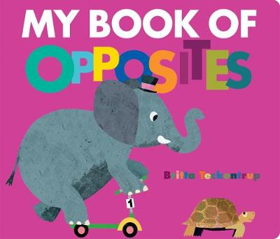 My Book of Opposites (Board book)