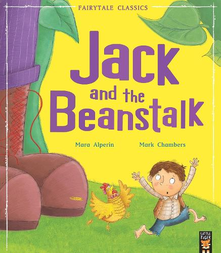 Jack and the Beanstalk - My First Fairy Tales (Paperback)