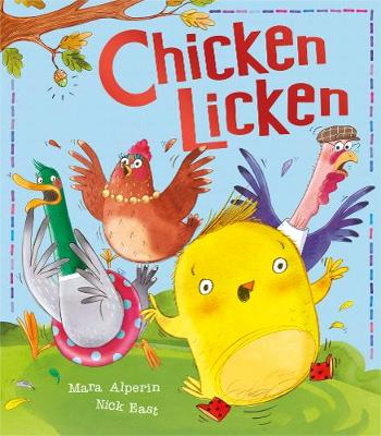 Chicken Licken - My First Fairy Tales (Paperback)