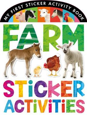 Farm Sticker Activities - My First Sticker Activity Book