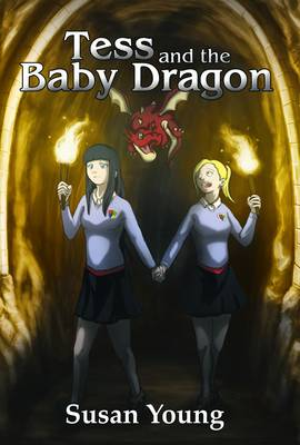 Tess and the Baby Dragon (Paperback)