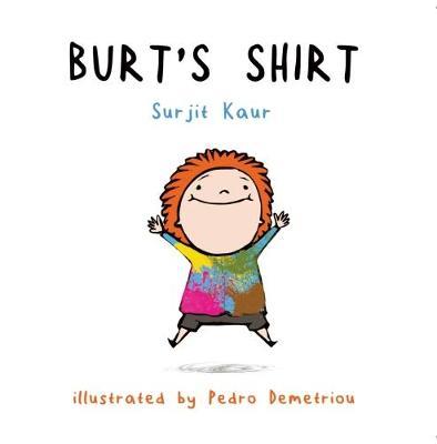 Burt's Shirt (Paperback)
