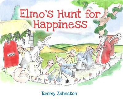 Elmo's Hunt For Happiness (Paperback)