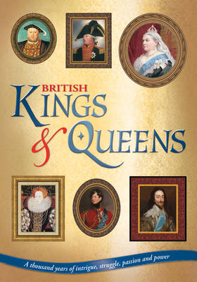 British Kings & Queens (Hardback)
